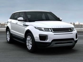 Land Rover Range Rover Evoque 2.0 TD4 SE Tech Auto 2017 from £399 per month* thumbnail image