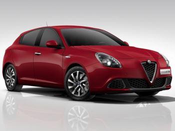 Alfa Romeo Giulietta 1.4 TB Super 5dr thumbnail image