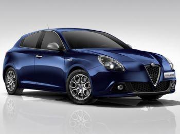 Alfa Romeo Giulietta SUPER 1.6 JTDM-2 120 bhp