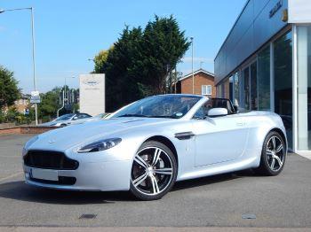 Aston Martin V8 Vantage Roadster 2dr Sportshift [420] 4.7 Automatic Roadster (2009) image
