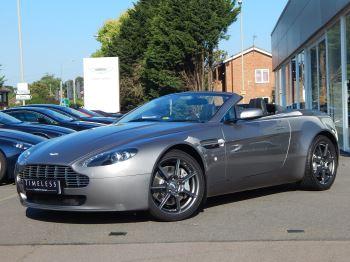 Aston Martin V8 Vantage Roadster 2dr Sportshift 4.3 Automatic Roadster (2008) image