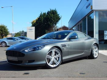 Aston Martin DB9 V12 2dr Touchtronic 5.9 Automatic Coupe (2007) image