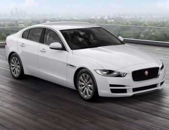 Jaguar XE Saloon 2.0d 163PS Prestige Manual