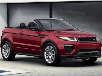 Land Rover Range Rover Evoque Convertible Convertible HSE Dynamic LUX