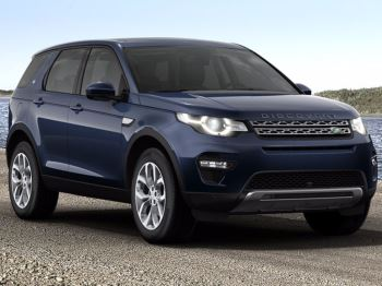 Land Rover Discovery Sport HSE Auto