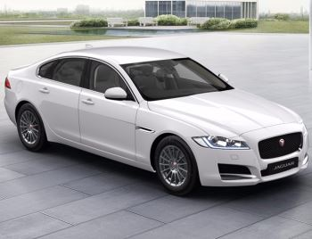Jaguar XF PRESTIGE 2.0 Diesel 163PS from £349 per month* thumbnail image