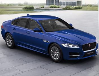 Jaguar XF R-SPORT 2.0 Diesel 163PS 8-Speed Automatic