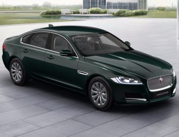 Jaguar XF PORTFOLIO 2.0 Diesel 163PS 8-Speed Automatic