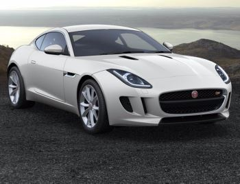 Jaguar F-TYPE Coupe S