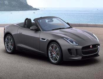 Jaguar F-TYPE R 5.0 V8 550 Supercharged Convertible