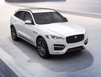 Jaguar F-PACE R-Sport 2.0d 163PS RWD Manual