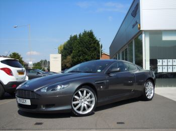 Aston Martin DB9 V12 2dr Touchtronic 5.9 Automatic Coupe (2005) image