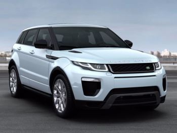 Land Rover Range Rover Evoque 2.0 TD4 Ember Special Edition 5dr