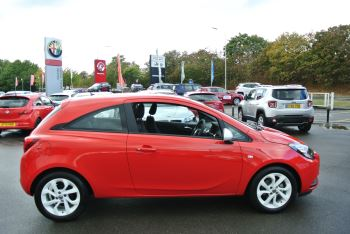 Vauxhall Corsa 1.4i Sting 3dr image 5 thumbnail