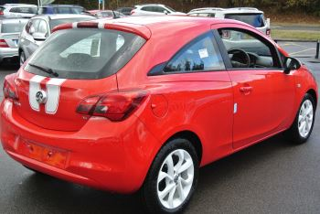 Vauxhall Corsa 1.4i Sting 3dr image 3 thumbnail