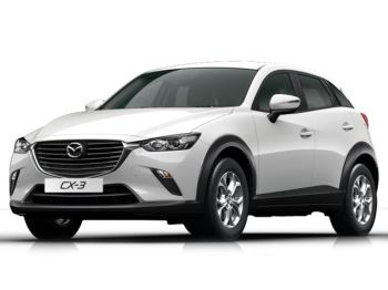 mazda cx 3 2 0 120ps skyactiv g 2wd se nav new mazda. Black Bedroom Furniture Sets. Home Design Ideas