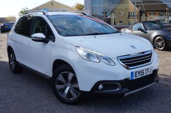 Peugeot 2008 1.6 VTi Allure Automatic 5 door Estate (2015) image