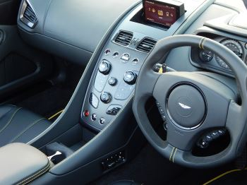 Aston Martin Vanquish V12 [568] 2dr Volante Touchtronic image 8 thumbnail