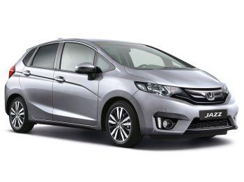 Honda Jazz 1.3 i-Vtec S 5dr CVT