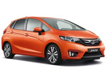 Honda Jazz 1.3 i-Vtec EX Navi 5dr Manual