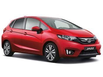 Honda Jazz 1.3 i-Vtec EX 5dr CVT