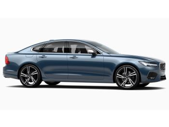 Volvo S90 2.0 D5 R DESIGN Plus 4dr AWD Geartronic thumbnail image