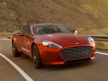 Aston Martin Rapide S 4dr Coupe Touchtronic