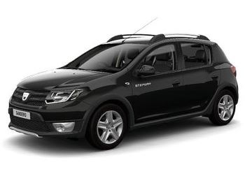 dacia sandero stepway ambiance tce 90 new dacia. Black Bedroom Furniture Sets. Home Design Ideas