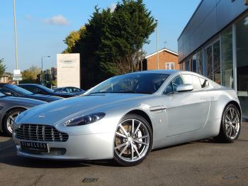 Aston Martin V8 Vantage Coupe 2dr 4.3 3 door Coupe (2008) image