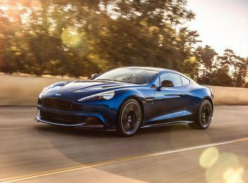 Aston Martin Vanquish S Coupe  thumbnail image
