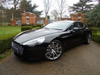 Aston Martin Rapide S V12 [552] 4dr Touchtronic III 5.9 Automatic 5 door Saloon (2015 8 speed ) image