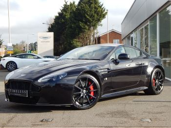 Aston Martin V12 Vantage S Coupe S 2dr Sportshift III 5.9 Automatic 3 door Coupe (2016) image