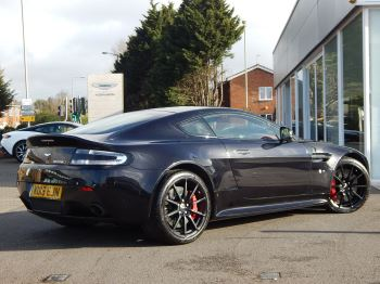 Aston Martin V12 Vantage S Coupe S 2dr Sportshift III image 11 thumbnail