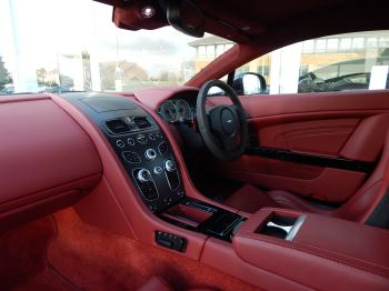 Aston Martin V12 Vantage S Coupe S 2dr Sportshift III image 8 thumbnail