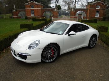 Porsche 911 991 CARRERA 2S PDK 3.8 Automatic 2 door Coupe (2012)
