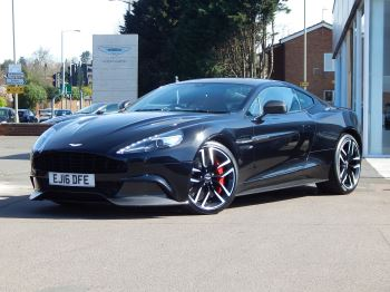 Aston Martin Vanquish Carbon Edition V12 [568] 2+2 2dr Touchtronic 5.9 Automatic Coupe (2016) image