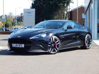 Aston Martin Vanquish Carbon Edition V12 [568] 2+2 2dr Touchtronic 5.9 Automatic Coupe (2016) image