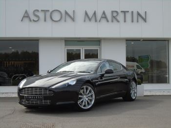Aston Martin Rapide V12 4dr Touchtronic 5.9 Automatic 5 door Saloon (2013)