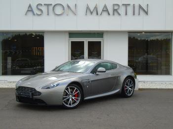 Aston Martin V8 Vantage Coupe 2 Door 4.7 2 door Coupe (2012)