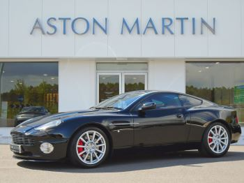 Aston Martin Vanquish S S V12 2+0 2dr 5.9 Automatic Coupe (2005)