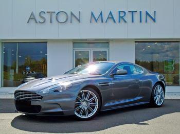 Aston Martin DBS Coupe  6.0 2 door (2008)