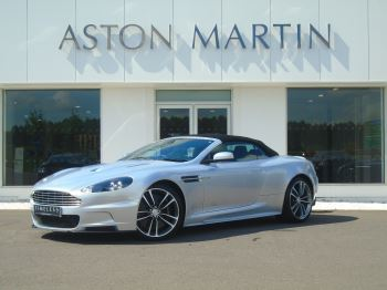 Aston Martin DBS V12 2dr Touchtronic 5.9 Automatic Coupe (2019) image