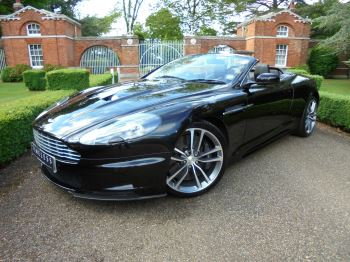 Aston Martin DBS V12 2dr Volante Touchtronic 5.9 Automatic Convertible (2010)