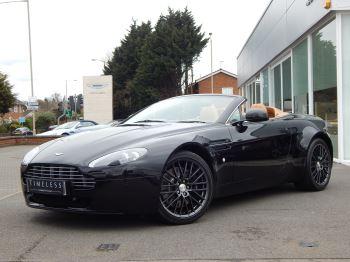 Aston Martin V8 Vantage Roadster 2dr Sportshift [420] 4.7 Automatic Roadster (2010)