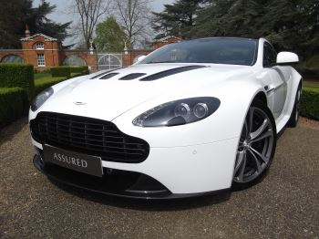 Aston Martin V12 Vantage 2dr MANUAL 5.9 3 door Coupe (2013)