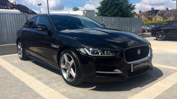 Jaguar XE 2.0d [180] R-Sport 4dr Auto Diesel Automatic Saloon (2017)