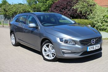 Volvo V60 D5 [163] Twin Engine Hybrid AWD SE Nav 5dr Auto with Driver Suppot Pk & Family Pack 2.4 Diesel/Electric Automatic Estate (2016) image