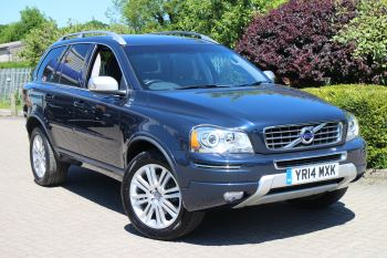 Volvo XC90 2.4 D5 [200] AWD Executive 5dr Auto with Sat Nav, Massage Seats and Volvo Bluetooth Diesel Automatic Estate (2014) image