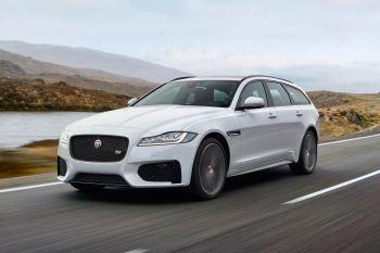 Jaguar XF SPORTBRAKE Portfolio / S / First Edition - 3.0d Auto 300PS