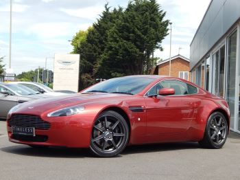 Aston Martin V8 Vantage Coupe 2dr 4.3 3 door Coupe (2008)
